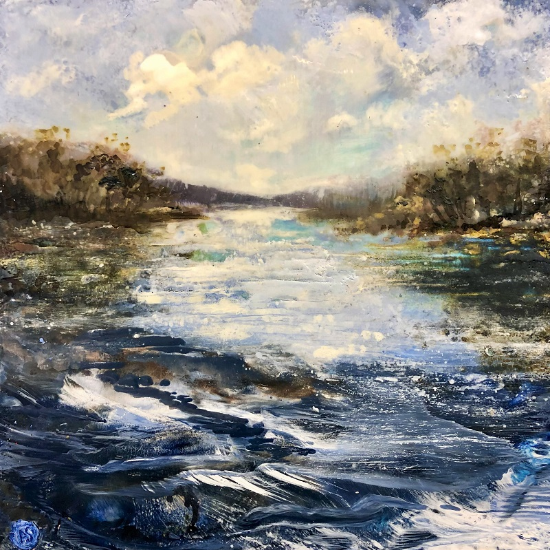 River Painting